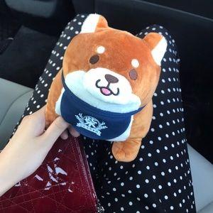 🐶 Super Cute Mochi Shiba Plump Plush